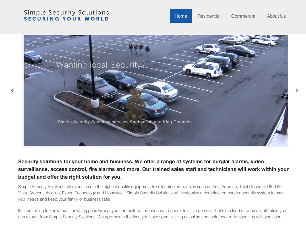 SimpleSecuritySolutions.com
