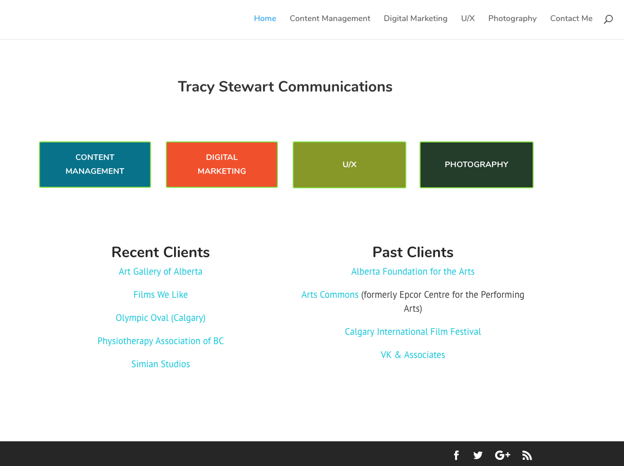 Tracy Stewart Communications